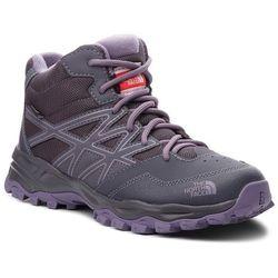 Trekkingi THE NORTH FACE - Hedgehog Hiker Mid Wp NF00CJ8Q5SS Periscope Grey/Purple Sage