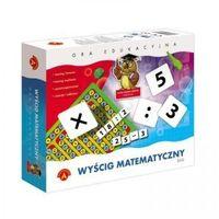 Planszówki, Wyścig Matematyczny. Wersja Big. Gra Edukacyjna