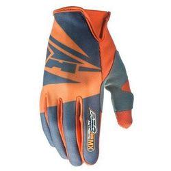 Rękawice AXO SX pomarańczowe