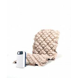 Materac przeciwodleżynowy zmiennociśnieniowy bąbelkowy 125kg