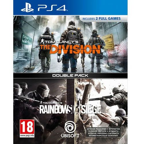 Gry PS4, Tom Clancy's The Division (PS4)