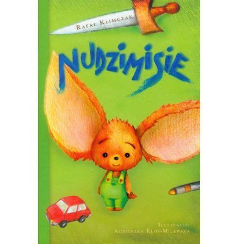 Książki dla dzieci, Nudzimisie (opr. twarda)