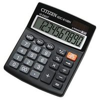 Kalkulatory, Kalkulator CITIZEN SDC810 II