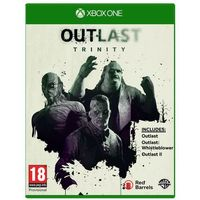 Gry na Xbox One, Outlast Trinity (Xbox One)