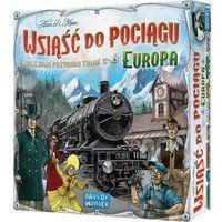 Gry bitwne i figurkowe, WSIĄŚĆ DO POCIĄGU: EUROPA
