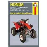 Biblioteka motoryzacji, Honda TRX300EX, TRX400EX & TRX450R/ER ATVs (93 - 06)