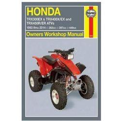 Honda TRX300EX, TRX400EX & TRX450R/ER ATVs (93 - 06)