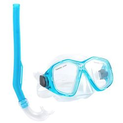 Zestaw do pływania nurkowania Smj Sport M24 + SN8 Junior 831691