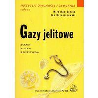 Książki medyczne, Gazy jelitowe. Seria Instytut Żywności i Żywienia Zaleca (opr. miękka)