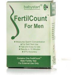 FERTILCOUNT Test płodności dla mężczyzn 2szt.