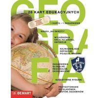 Pozostałe artykuły szkolne, Karty edukacyjne - Geografia