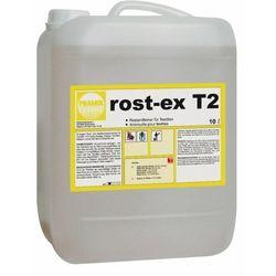 Rost-Ex T2 - Usuwanie plam z krwi oraz rdzy z kamienia naturalnego, tkanin i betonu
