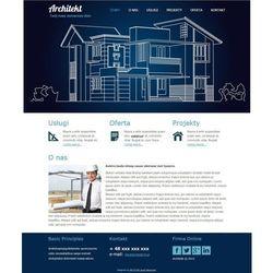 Szablon strony Architekt V2