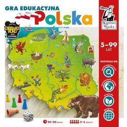 Kapitan Nauka Gra edukacyjna Polska - Praca zbiorowa