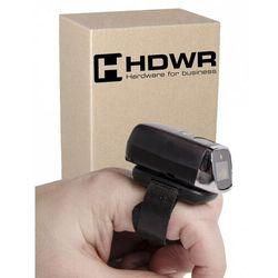 Bezprzewodowy skaner kodów kreskowych 1D HDWR HD-75 na palec | BT
