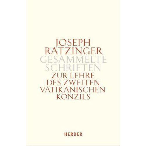 Pozostałe książki, Zur Lehre des Zweiten Vatikanischen Konzils. Tlbd.1 Ratzinger, Joseph