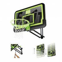 Koszykówka, EXIT GALAXY zestaw stacjonarny do koszykówki kosz z regulowaną tablicą naścienny