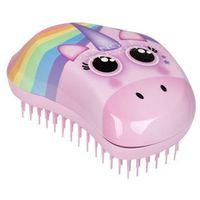 Grzebienie i szczotki, Tangle Teezer The Original Mini szczotka do włosów 1 szt dla dzieci Rainbow The Unicorn