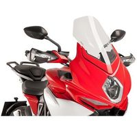Szyby do motocykli, Szyba turystyczna PUIG do MV Augusta Tourismo Veloce 800 14-17 (przezroczysta)