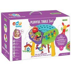 Stolik Playful 3w1