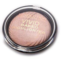 Makeup Revolution Rozjaśniacz (Marker), 7,5 g (cień Golden Lights)