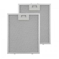 Filtry do okapów, Klarstein Filtr aluminiowy przeciwtłuszczowy 25,8 x 31,8cm fitr zamienny zapasowy