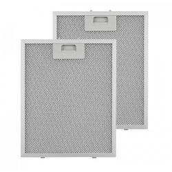 Klarstein Filtr aluminiowy przeciwtłuszczowy 25,8 x 31,8cm fitr zamienny zapasowy