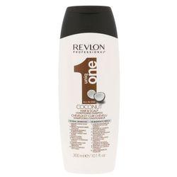 Revlon Uniq One Coconut Conditioning Shampoo 300ml W Szampon do włosów