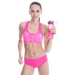 Biustonosz sportowy Julimex Skip Sport różowy - różowy