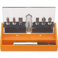 Zestawy narzędzi ręcznych, Zestaw końcówek wkrętakowych NEO 06-101 z uchwytem (7 elementów)