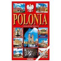 Przewodniki turystyczne, Polska. Najpiękniejsze miejsca - wersja włoska (opr. broszurowa)