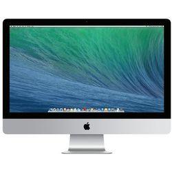 """Apple iMac 27"""" 5K Retina Intel Core i5-7600 8GB 1TB Radeon Pro 575 OS X - produkt w magazynie - szybka wysyłka!"""