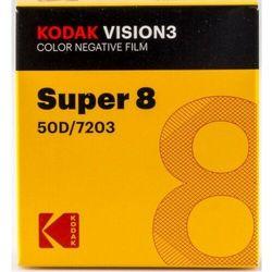 KODAK Vision3 50D Super 8/15 m film negatyw kolor