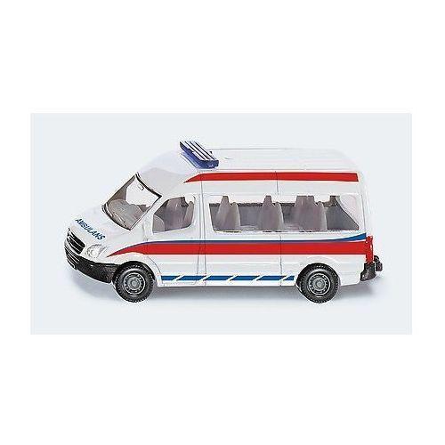 Ambulanse dla dzieci, Siku 10 - Ambulans wer. polska S1083
