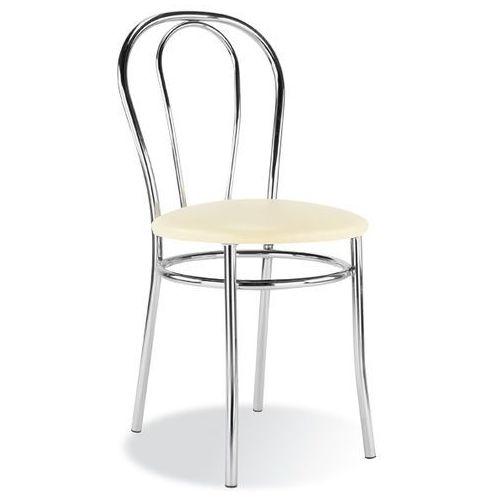 Krzesła, Krzesło TULIPAN CHROME