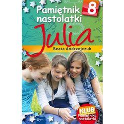 Pamiętnik nastolatki 8. Julia - Jeśli zamówisz do 14:00, wyślemy tego samego dnia. Darmowa dostawa, już od 99,99 zł. (opr. miękka)