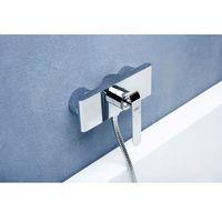 Baterie do pryszniców, Bateria natryskowa Emira chrom EMI-BPK.030C Art Platino