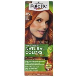 Palette Permanent Natural Colors Farba do włosów nr 390 Jasna Miedź