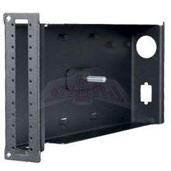 Kaseta światłowodowa 12xSC simplex Do szaf rack Bez wyposażenia Szary 19-0121S