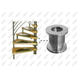 Schody AISI304, D139mm, V110-165mm