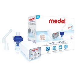 Inhalator przenośny tłokowy MEDEL SMART