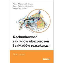 Rachunkowość zakładów ubezpieczeń i zakładów (opr. miękka)