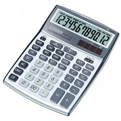 Kalkulator CITIZEN CCC-112 Srebrny