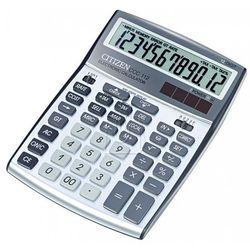 Kalkulator Citizen CCC-112WB srebrny - gwarancja bezpiecznych zakupów - autoryzowany dystrybutor Citizen