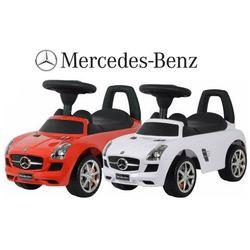 Jeździdło Mercedes czerwone Sun Baby J05.005.1.2
