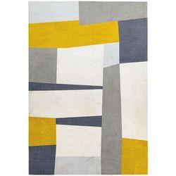 Dywan Riley RL04 Yellow 120x170