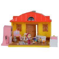 Pozostałe zabawki, Simba - Masza i Niedźwiedź - Domek Maszy + akcesoria