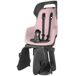 Tylny fotelik rowerowy BOBIKE GO różowy