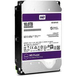 Dysk twardy Western Digital WD100PURZ - pojemność: 10 TB, cache: 256 MB, SATA III
