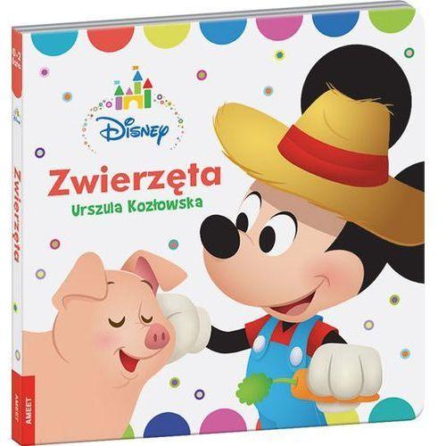 Książki dla dzieci, Disney Zwierzęta Mickey (opr. twarda)